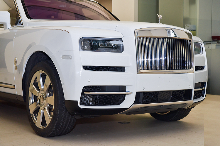 Why is Minh's Rolls-Royce Cullinan more than 40 years old?-Hinh-8