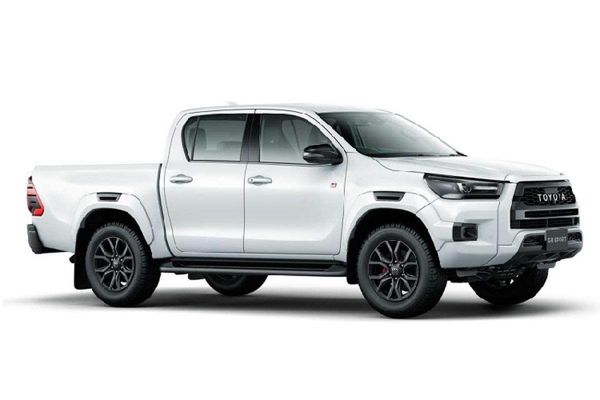 Chi tiet Toyota Hilux GR Sport 2022, tu 868 trieu dong tai Nhat Ban-Hinh-2