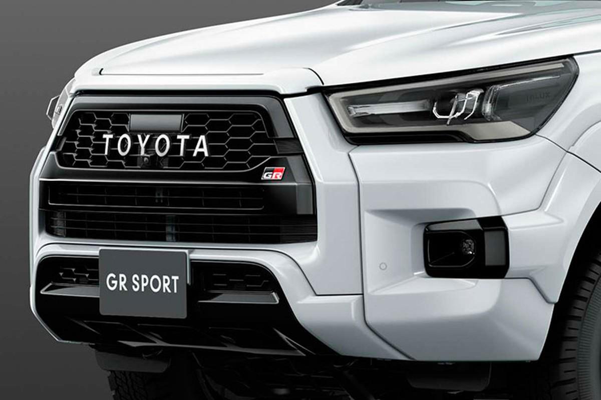 Chi tiet Toyota Hilux GR Sport 2022, tu 868 trieu dong tai Nhat Ban-Hinh-3