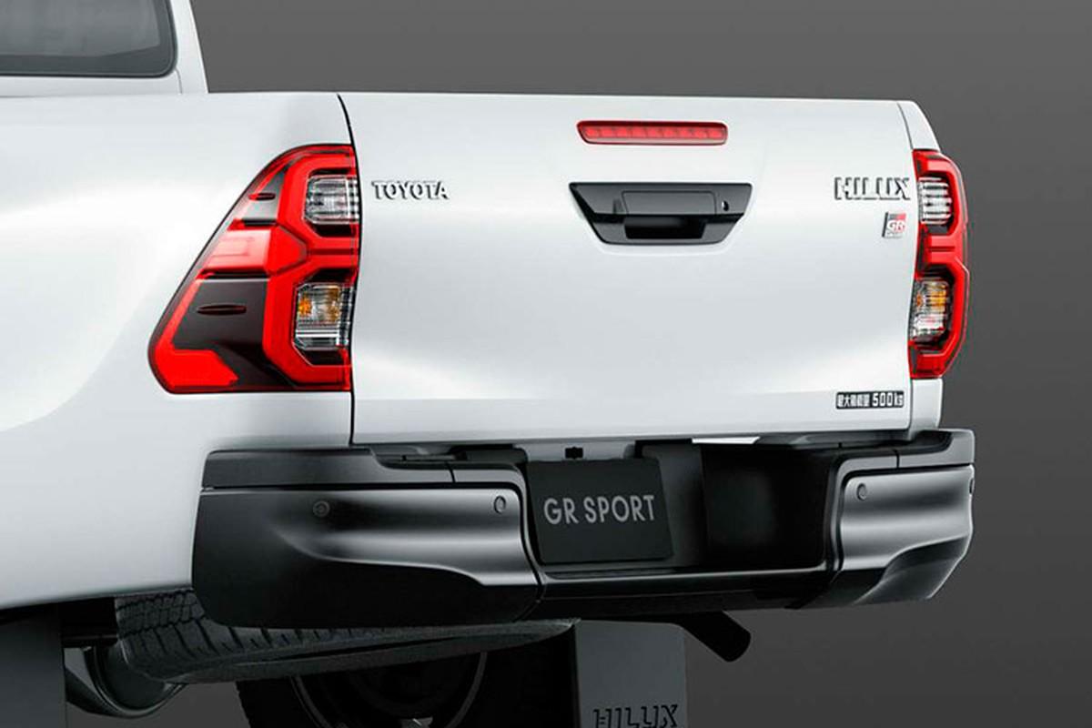 Chi tiet Toyota Hilux GR Sport 2022, tu 868 trieu dong tai Nhat Ban-Hinh-4