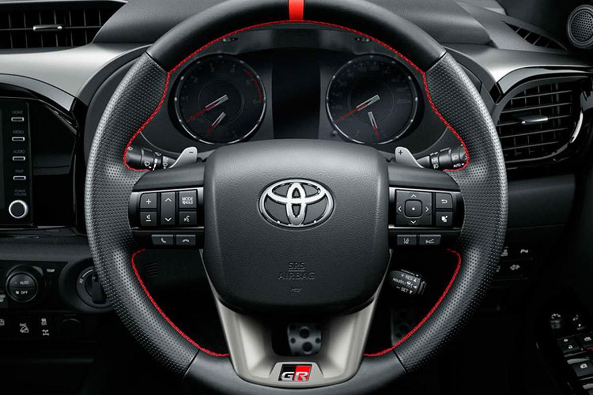 Chi tiet Toyota Hilux GR Sport 2022, tu 868 trieu dong tai Nhat Ban-Hinh-6