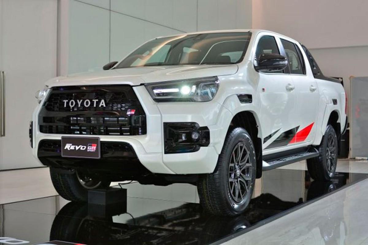 Chi tiet Toyota Hilux GR Sport 2022, tu 868 trieu dong tai Nhat Ban-Hinh-9