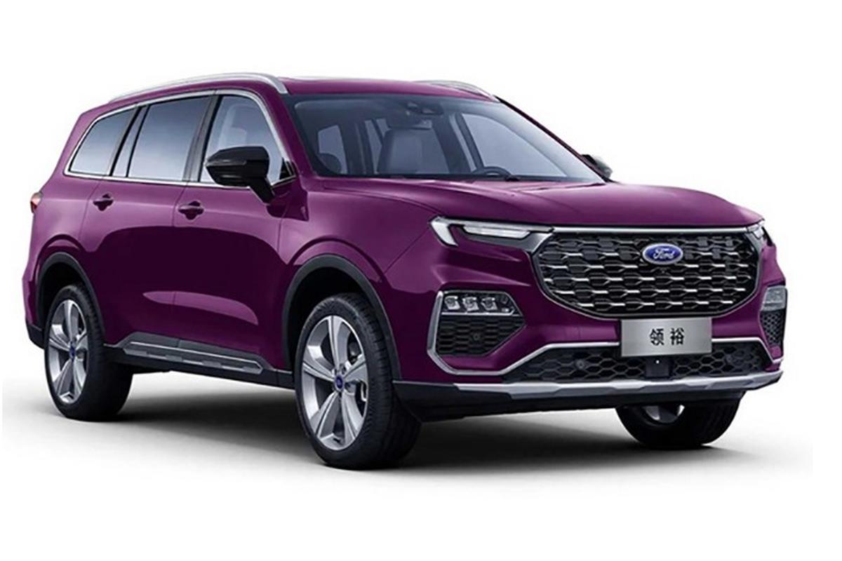 Ford Equator Sport 2022 - SUV 5 cho canh tranh Honda CR-V-Hinh-8