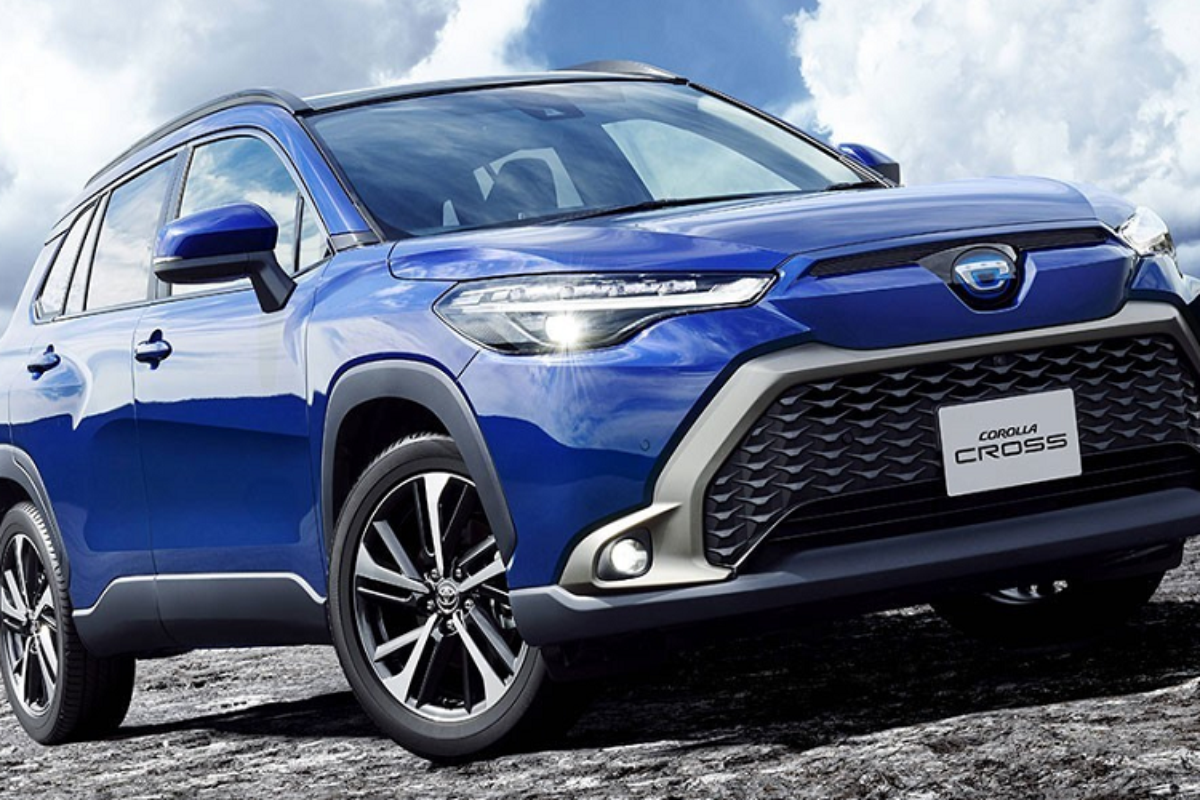 Toyota Frontlander 2022 tai Trung Quoc, giong Cross o Viet Nam-Hinh-2
