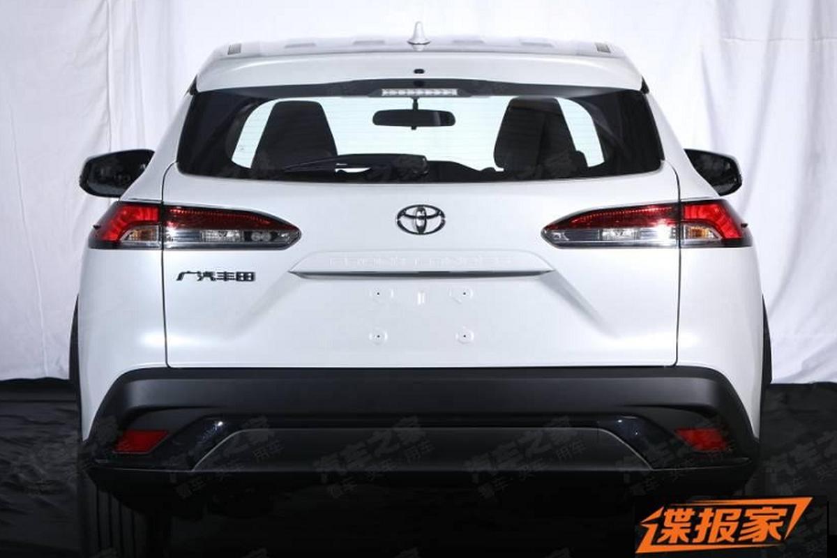 Toyota Frontlander 2022 tai Trung Quoc, giong Cross o Viet Nam-Hinh-7
