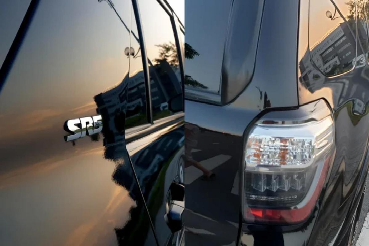 Toyota 4Runner chay 5 nam o Ha Noi, dat ngang Mercedes-Benz GLC-Hinh-6