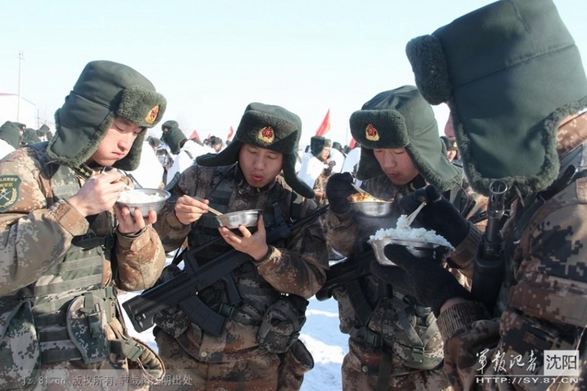 Ngac nhien Quan doi Trung Quoc van dung xe tang co-Hinh-12