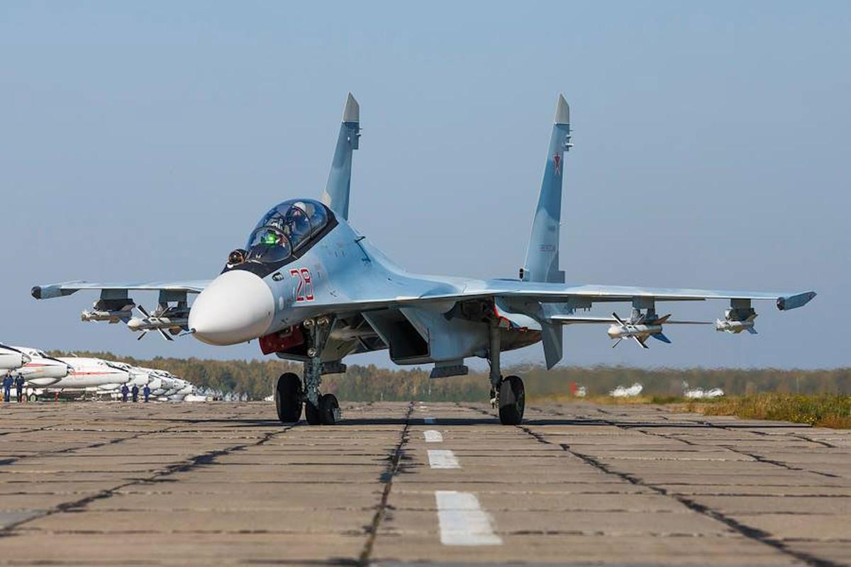 Chien dau co Su-30SM Nga va F-15C My: Ai hon ai?-Hinh-3