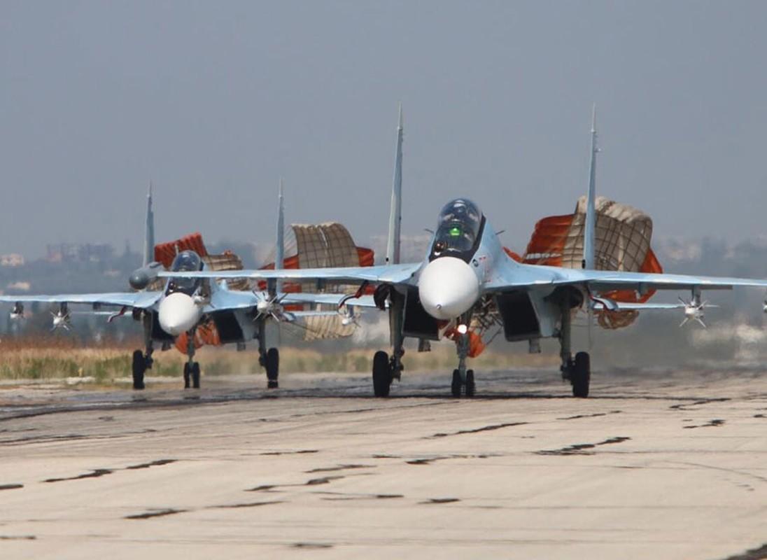 Chien dau co Su-30SM Nga va F-15C My: Ai hon ai?