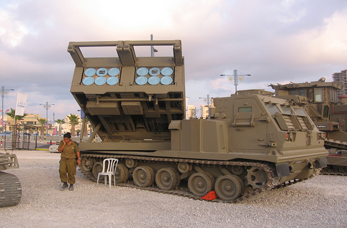 Luc quan Israel  so huu 5 vu khi dang so, nhieu quoc gia them muon-Hinh-7