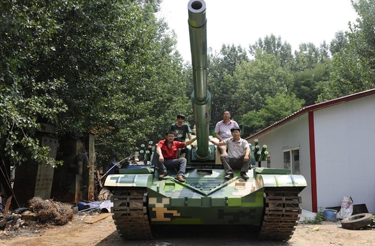 Sieu tang Type 99 cua Trung Quoc...do nong dan che tao-Hinh-2