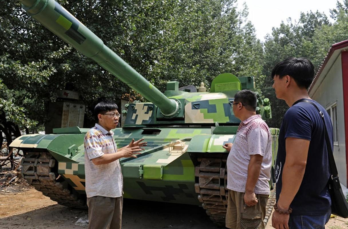 Sieu tang Type 99 cua Trung Quoc...do nong dan che tao-Hinh-3