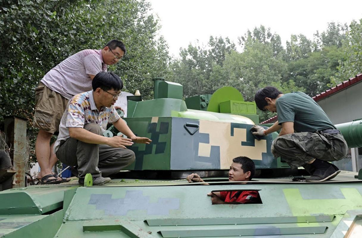 Sieu tang Type 99 cua Trung Quoc...do nong dan che tao-Hinh-4