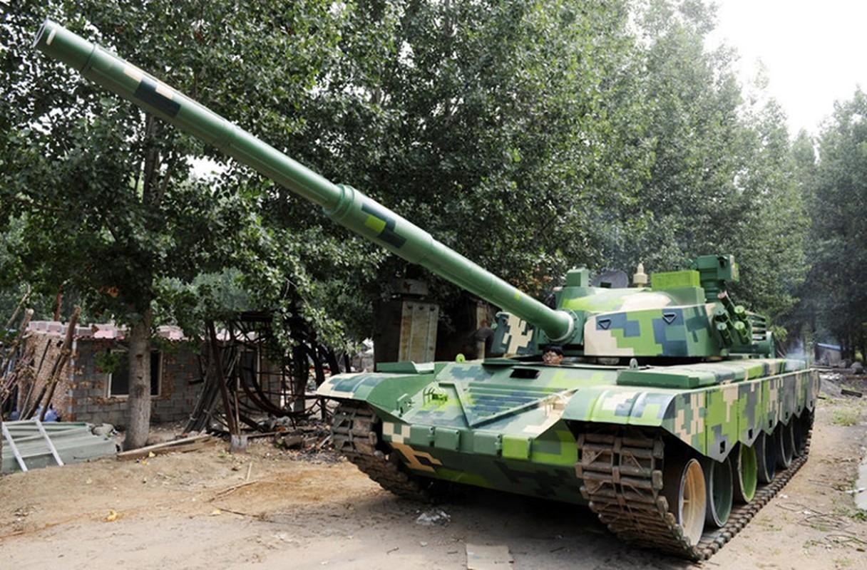 Sieu tang Type 99 cua Trung Quoc...do nong dan che tao