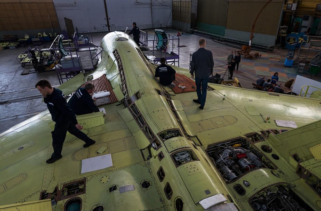 Lai tham noi san xuat may bay Su-34 VN co the mua
