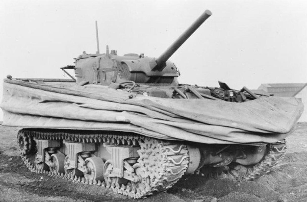 Loat thiet ke xe tang khong tuong giup Dong Minh mo man D-Day-Hinh-13