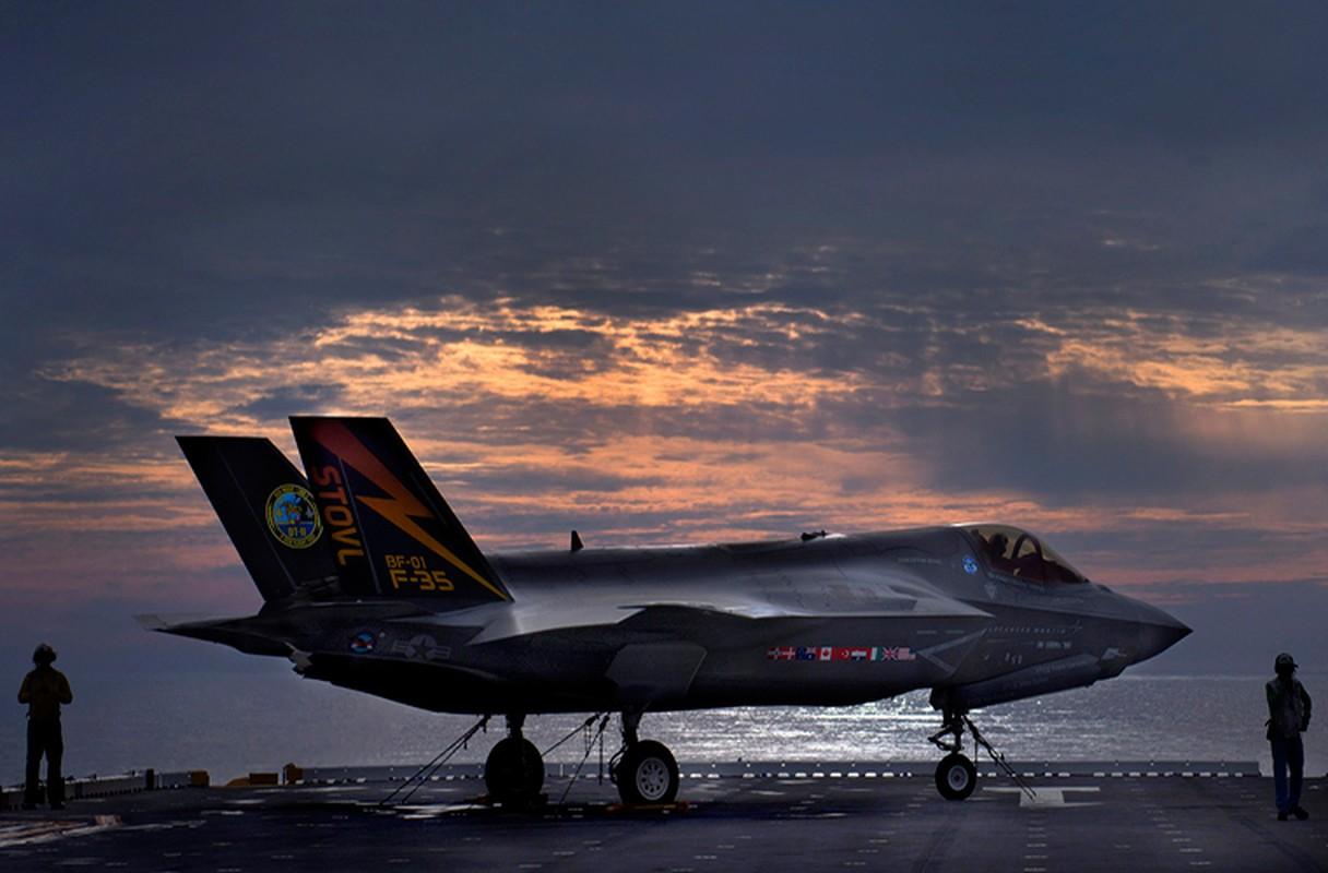 Kho do: Phat trien xong, My khong con tien mua F-35