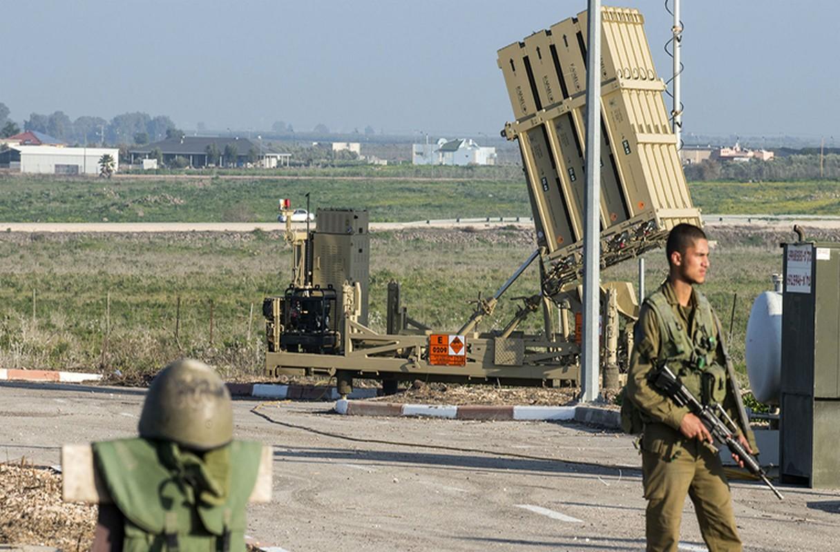 Tham hai: Dung Patriot va F-16, Israel khong ha noi UAV Nga-Hinh-7