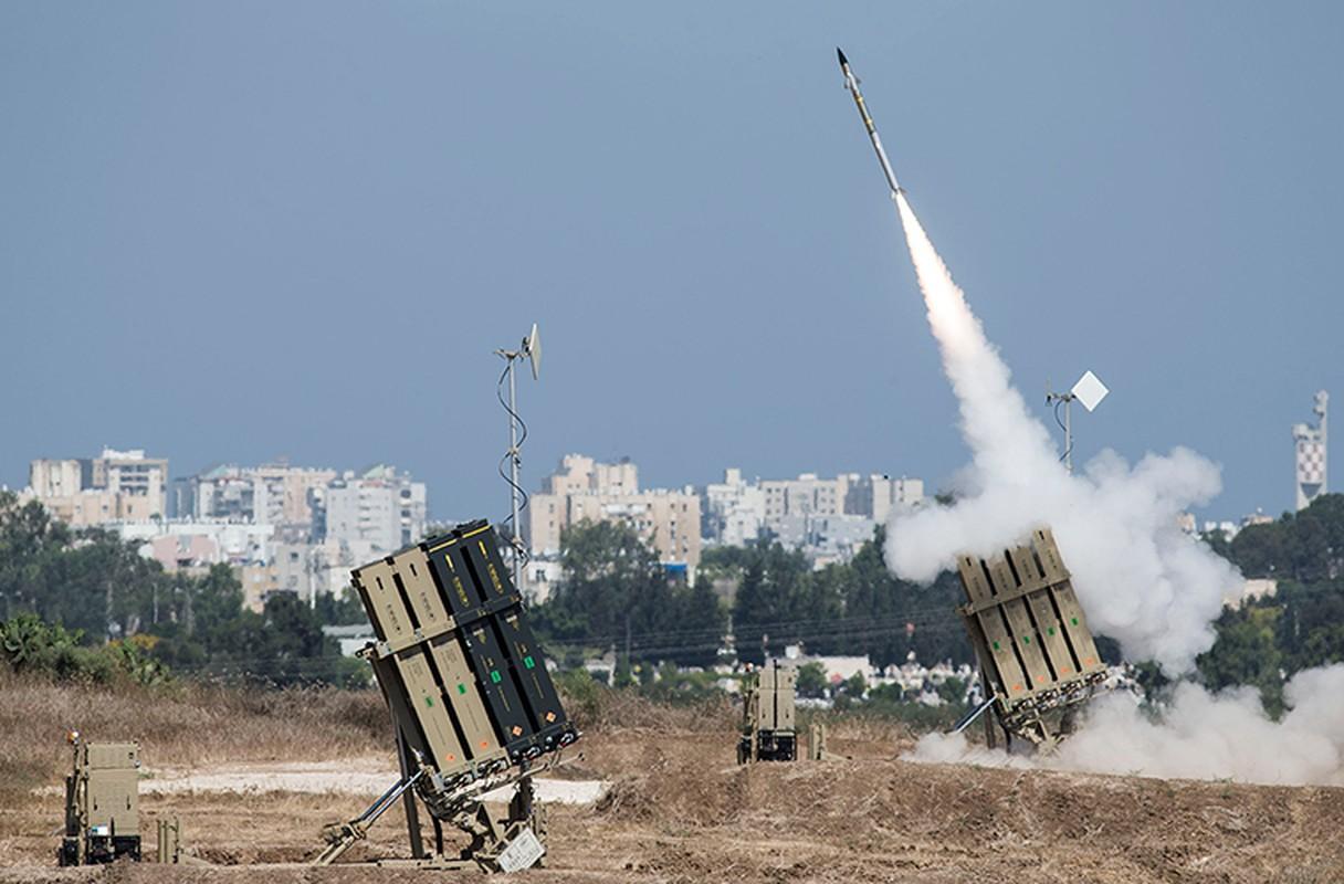 Tham hai: Dung Patriot va F-16, Israel khong ha noi UAV Nga-Hinh-8