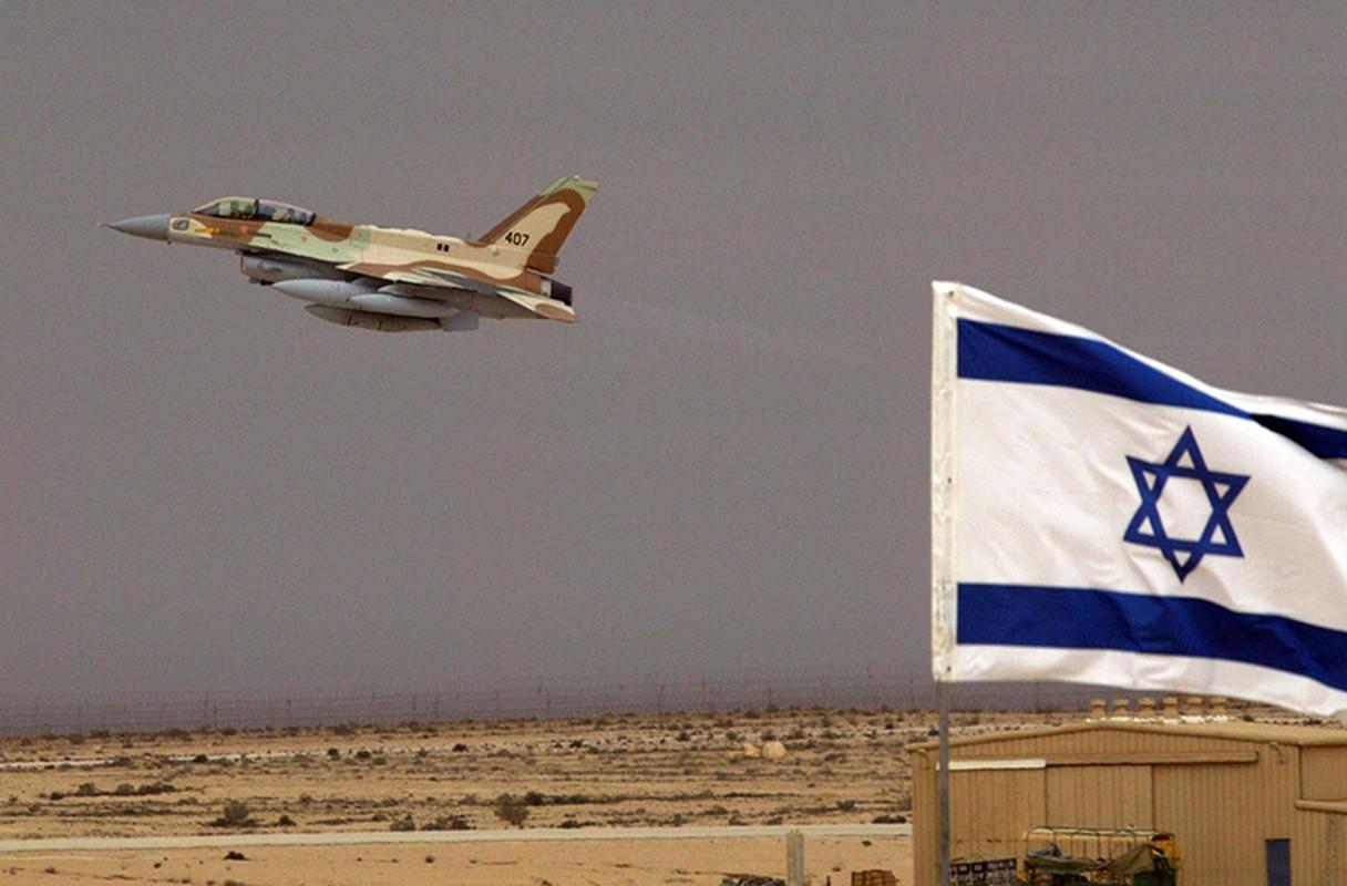 Tham hai: Dung Patriot va F-16, Israel khong ha noi UAV Nga-Hinh-9