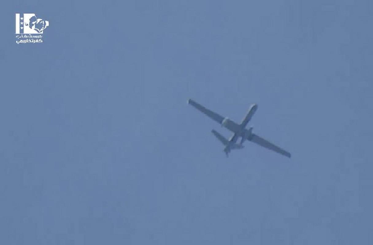 Tham hai: Dung Patriot va F-16, Israel khong ha noi UAV Nga