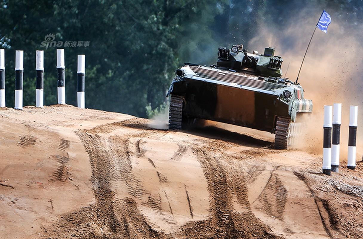 Xe chien dau bo binh Type 86G TQ