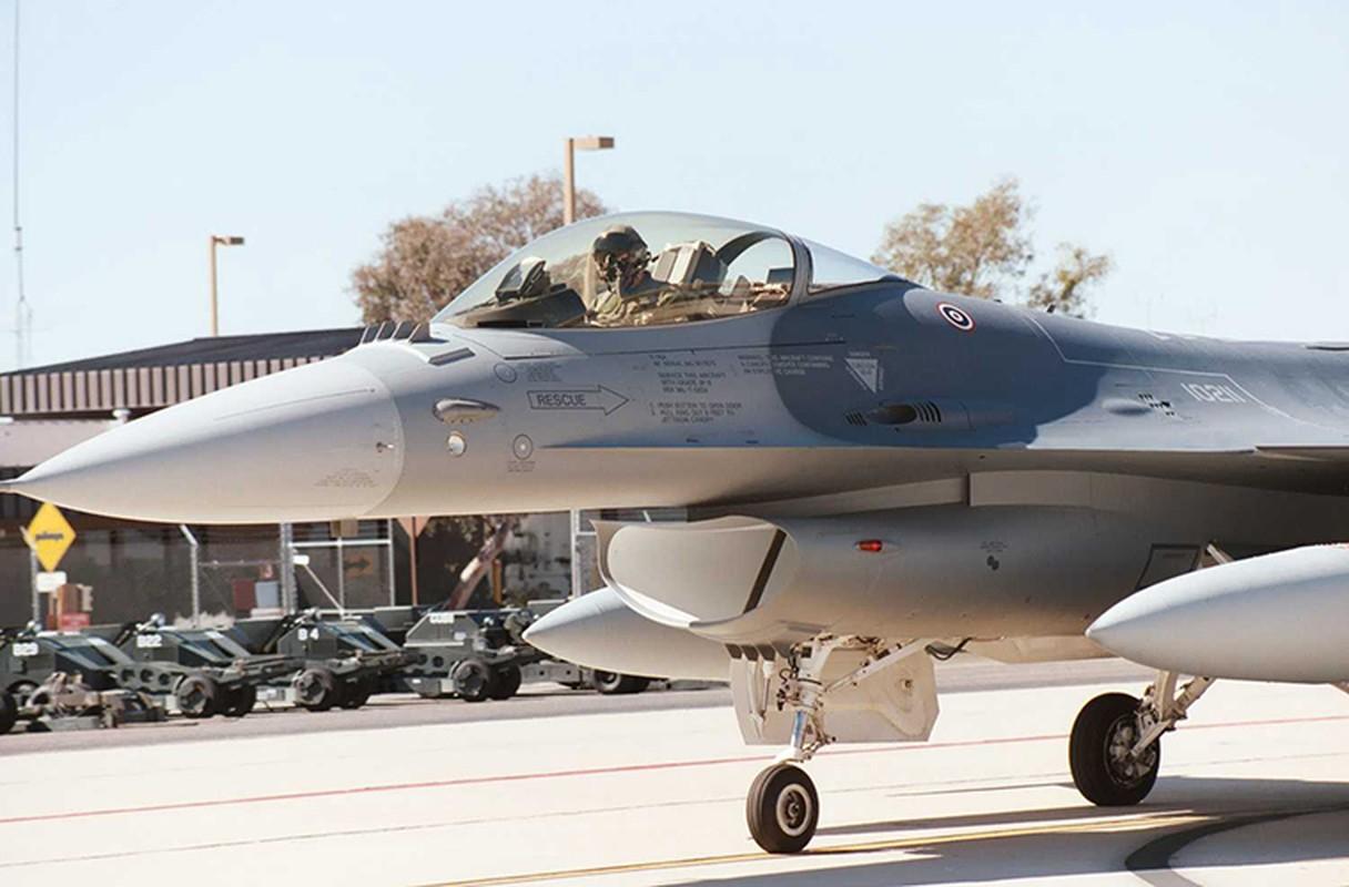 Lo dien tiem kich F-16 nang cap cua KQ Thai Lan-Hinh-2