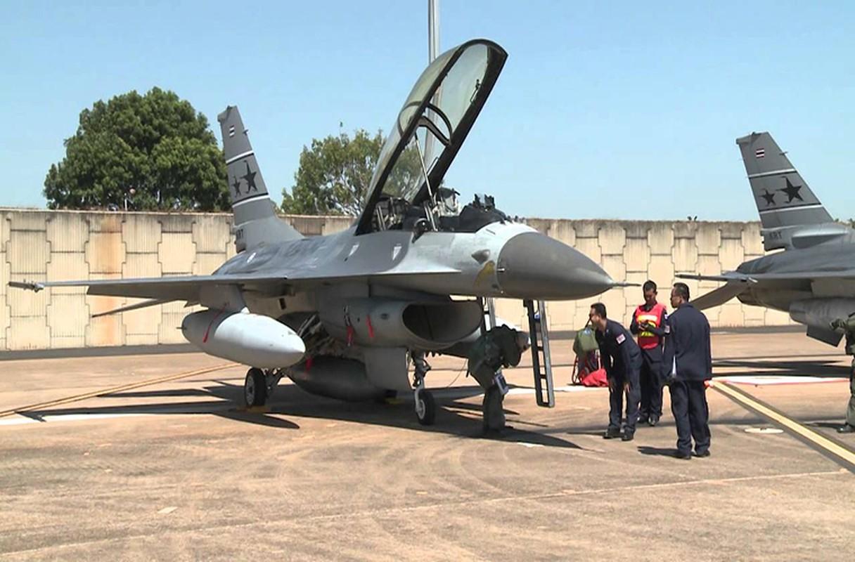 Lo dien tiem kich F-16 nang cap cua KQ Thai Lan-Hinh-5