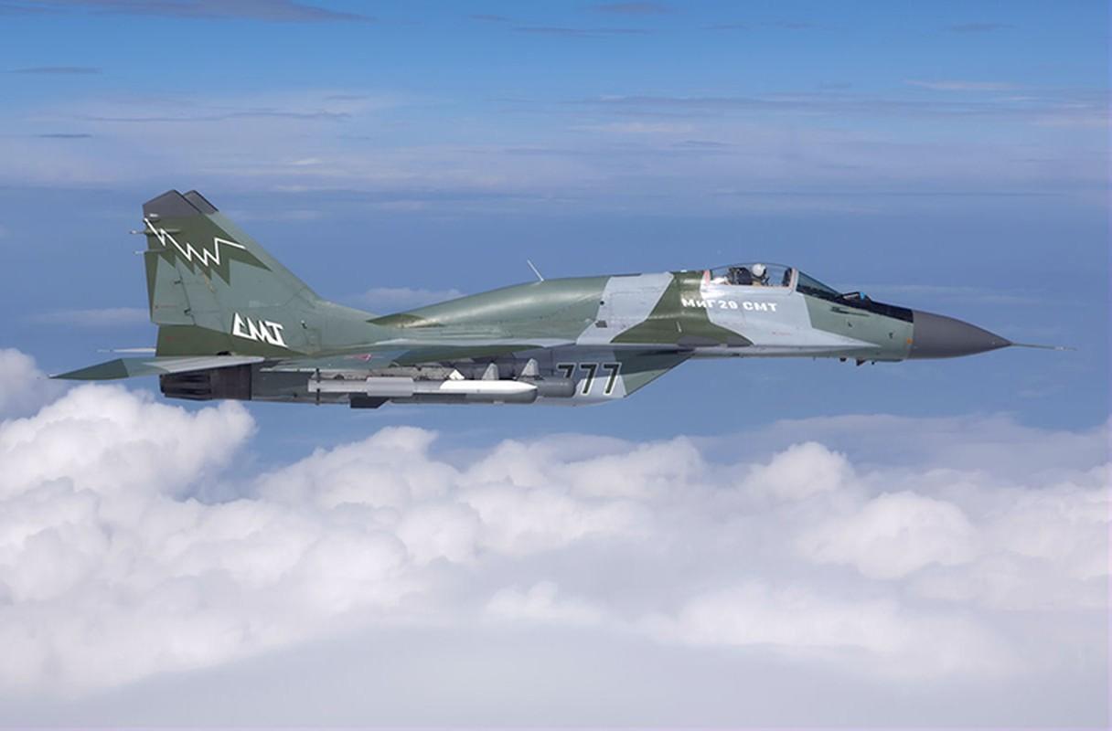 Lo suc manh tiem kich MiG-29 hien dai nhat trong lich su-Hinh-5