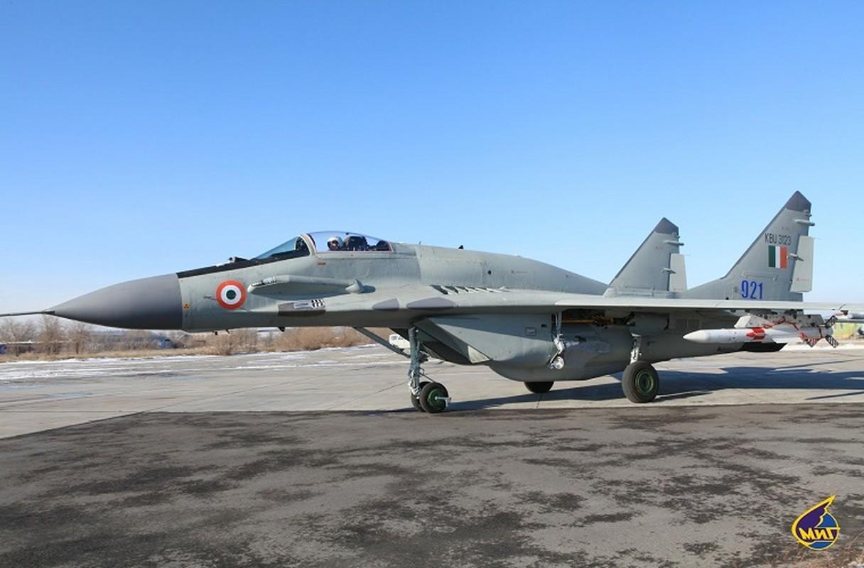 Lo suc manh tiem kich MiG-29 hien dai nhat trong lich su-Hinh-7