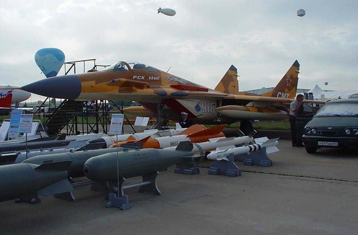 Lo suc manh tiem kich MiG-29 hien dai nhat trong lich su-Hinh-9