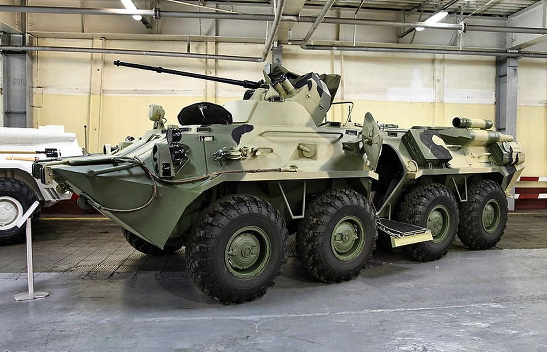 Hoang hon suc manh xe boc thep BTR-82 Nga lap phao 57mm-Hinh-4