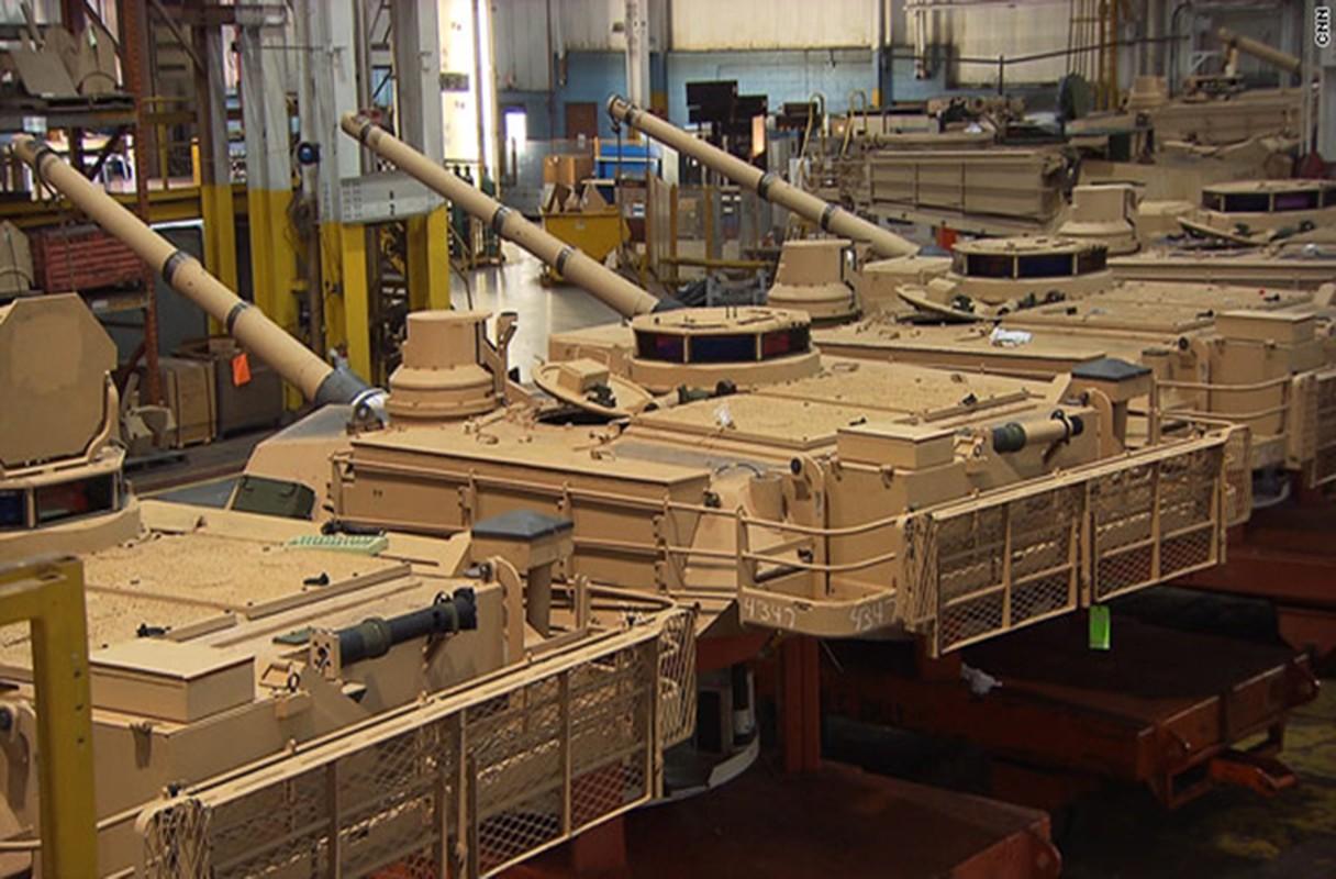 17 dieu chua biet ve sieu tang M1 Abrams cua My-Hinh-3