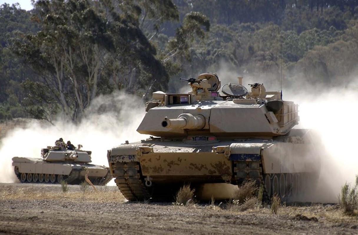 17 dieu chua biet ve sieu tang M1 Abrams cua My