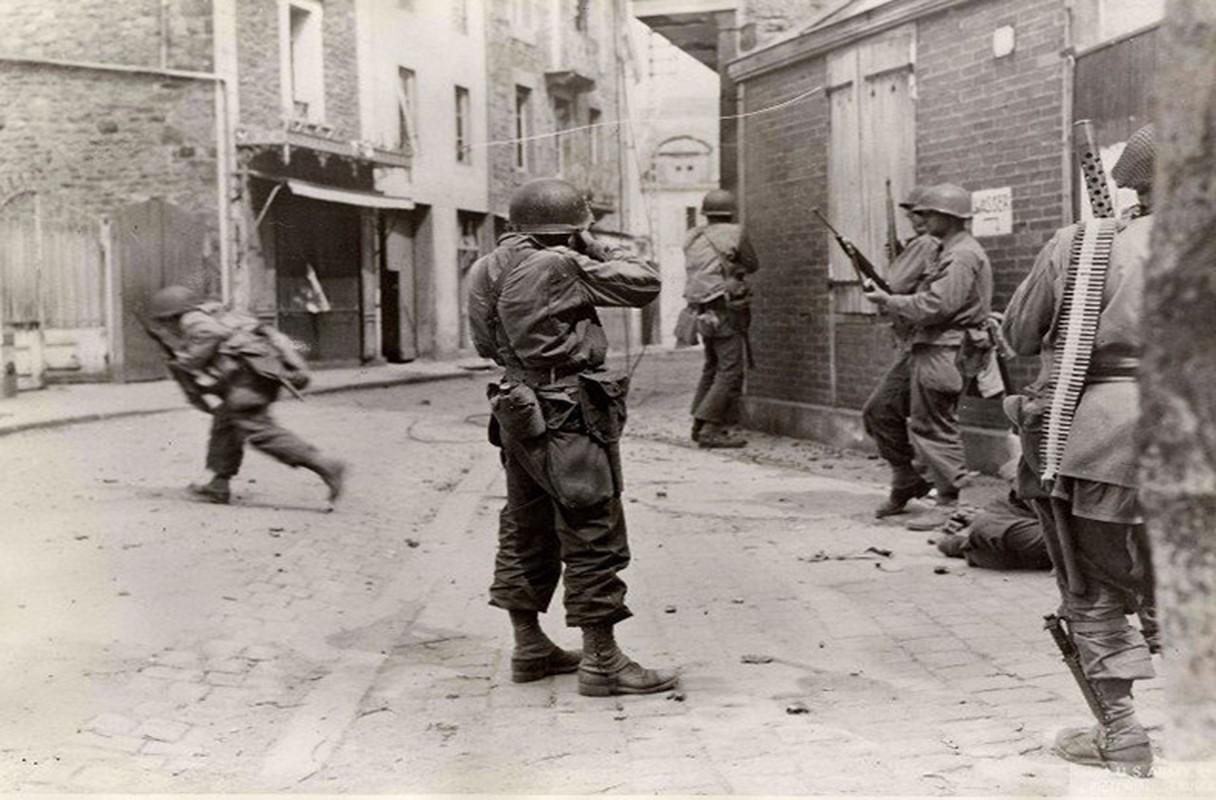 Anh hiem nhung ngay dau cua quan Dong Minh tai Normandy-Hinh-11