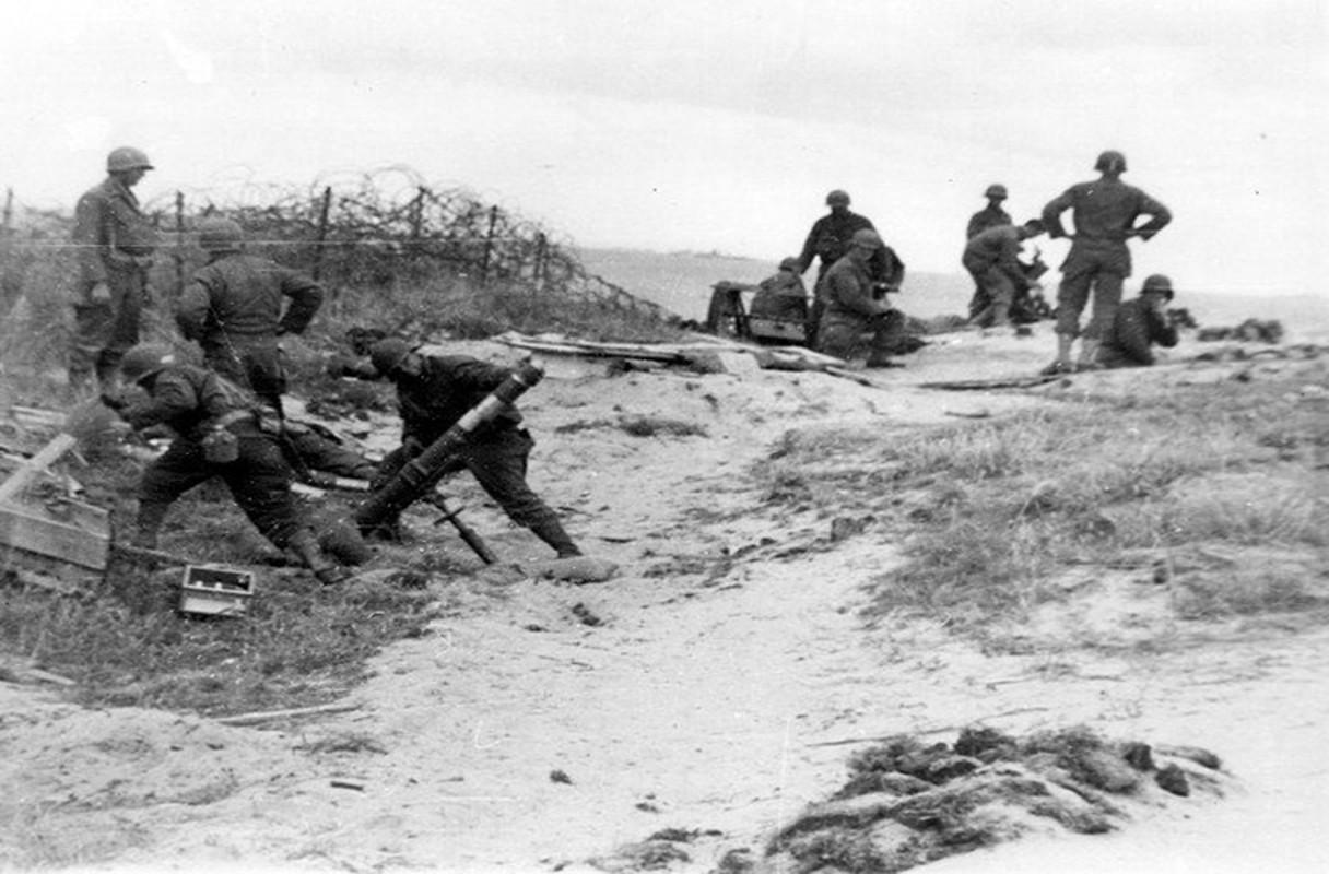 Anh hiem nhung ngay dau cua quan Dong Minh tai Normandy-Hinh-2