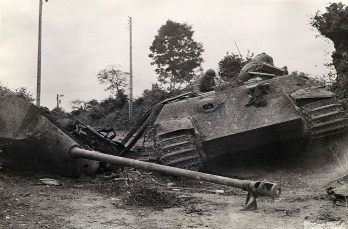 Anh hiem nhung ngay dau cua quan Dong Minh tai Normandy-Hinh-5