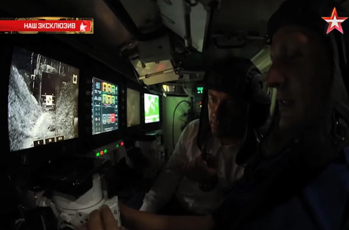 Xe tang T-14 Armata ha guc M1 Abrams de nhu choi game?-Hinh-5