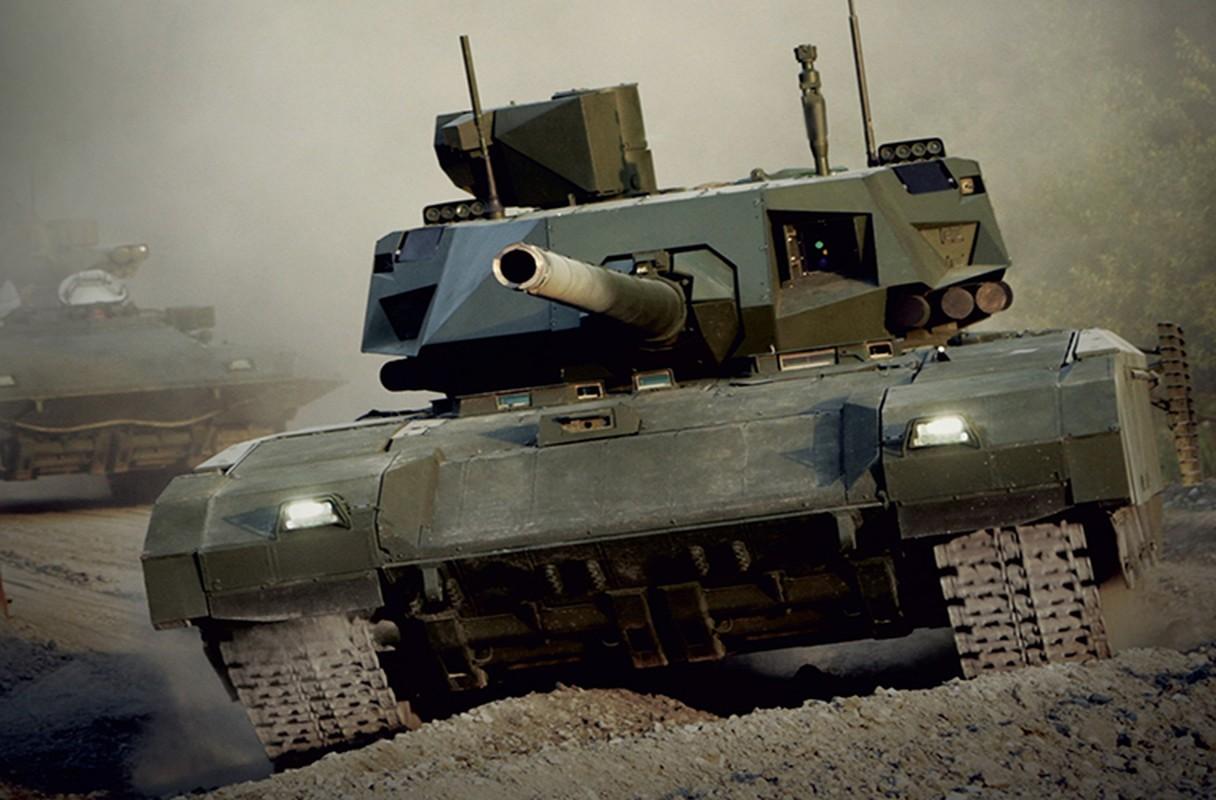 Xe tang T-14 Armata ha guc M1 Abrams de nhu choi game?-Hinh-8