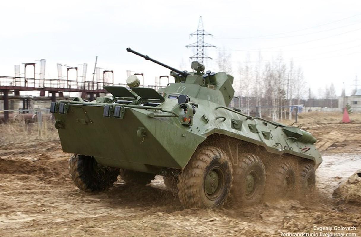 "Tai sao Nga lap phao 57mm cho ""taxi chien truong"" BTR-82A?-Hinh-10"