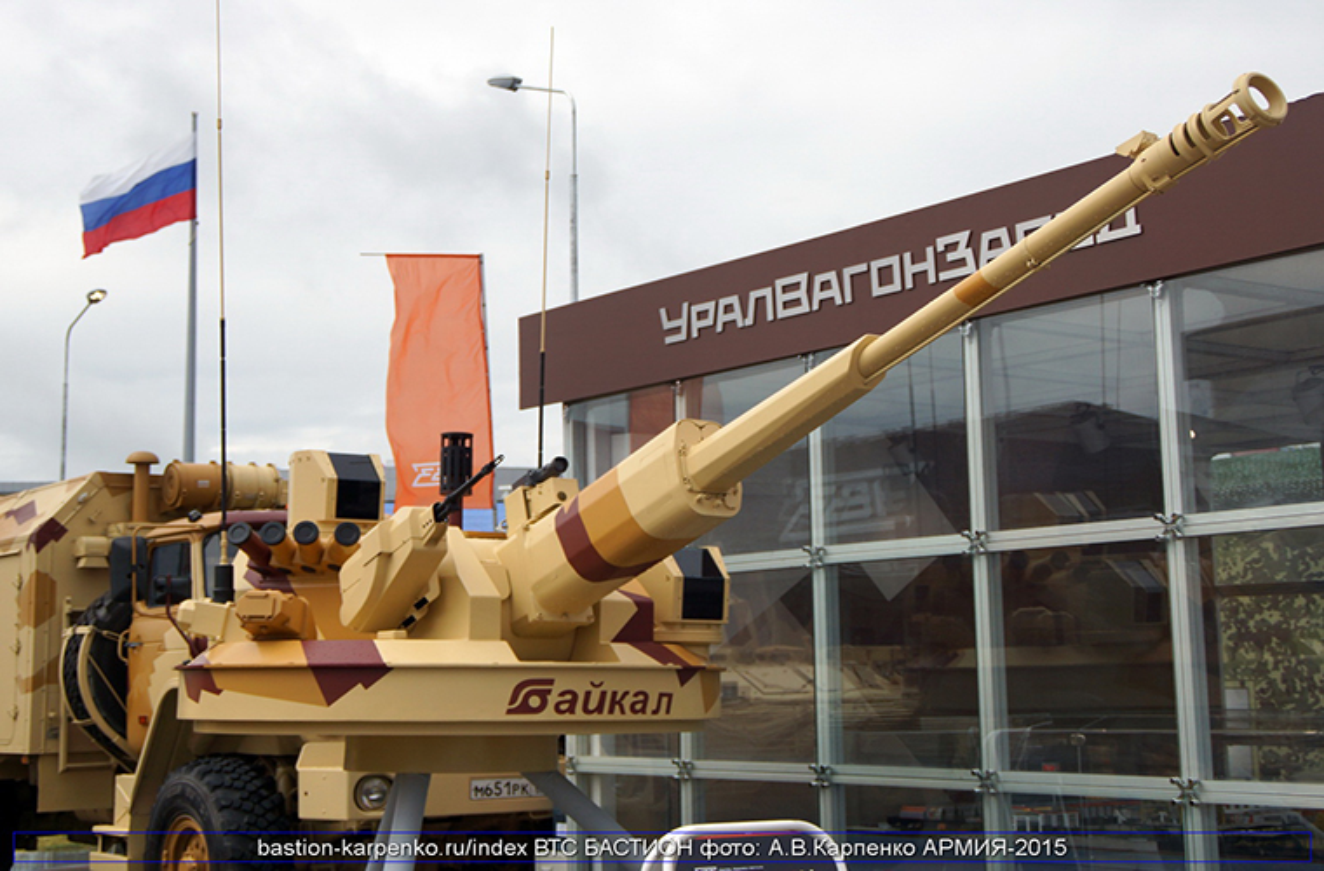 "Tai sao Nga lap phao 57mm cho ""taxi chien truong"" BTR-82A?-Hinh-4"