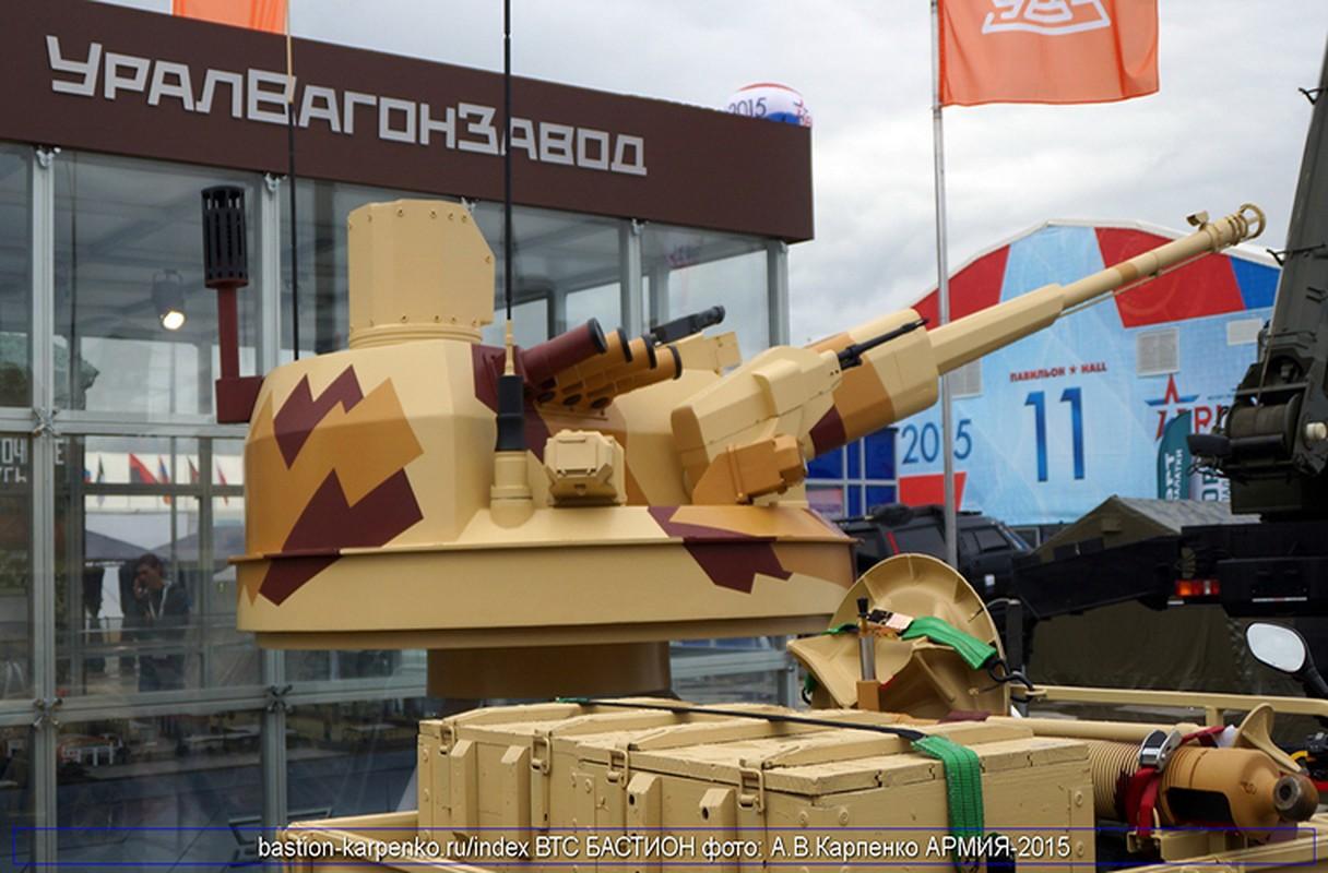 "Tai sao Nga lap phao 57mm cho ""taxi chien truong"" BTR-82A?-Hinh-5"
