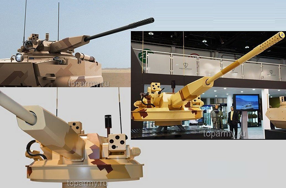 "Tai sao Nga lap phao 57mm cho ""taxi chien truong"" BTR-82A?-Hinh-6"