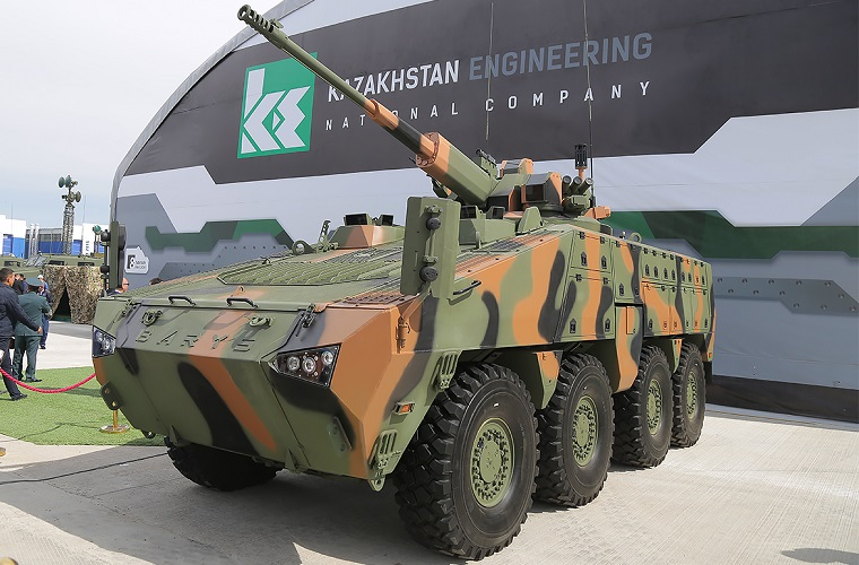 "Tai sao Nga lap phao 57mm cho ""taxi chien truong"" BTR-82A?-Hinh-7"