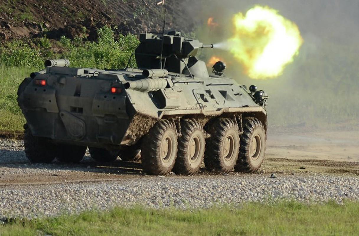 "Tai sao Nga lap phao 57mm cho ""taxi chien truong"" BTR-82A?-Hinh-9"