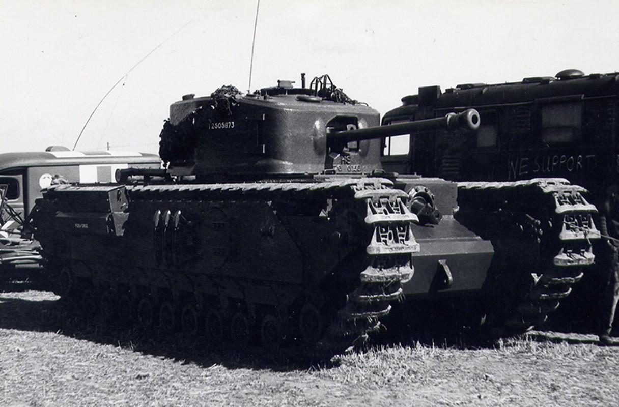 Xe tang hang nang Churchill va nhung chien tich lon trong The chien II-Hinh-5