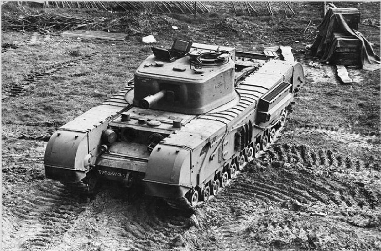 Xe tang hang nang Churchill va nhung chien tich lon trong The chien II-Hinh-8