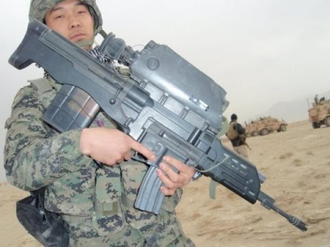 Tai sao K11 la sung truong tan cong