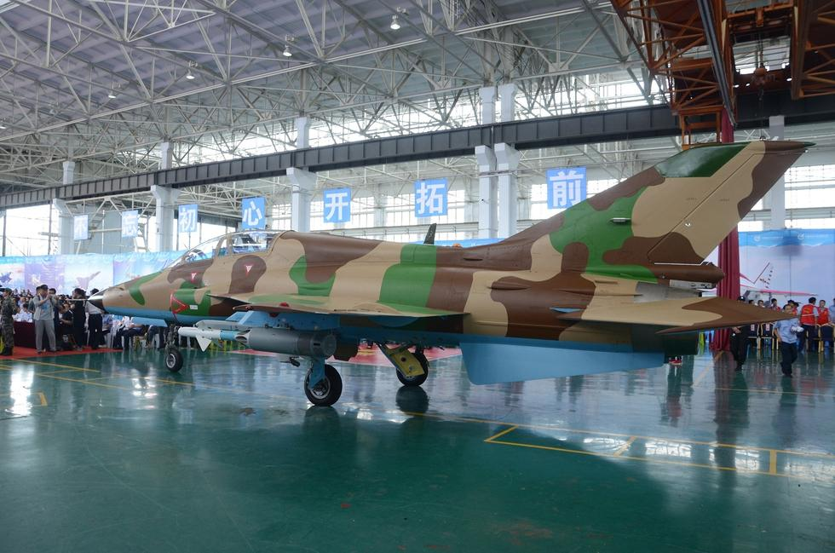 Can canh may bay huan luyen FTC-2000 Trung Quoc moi ra mat-Hinh-12