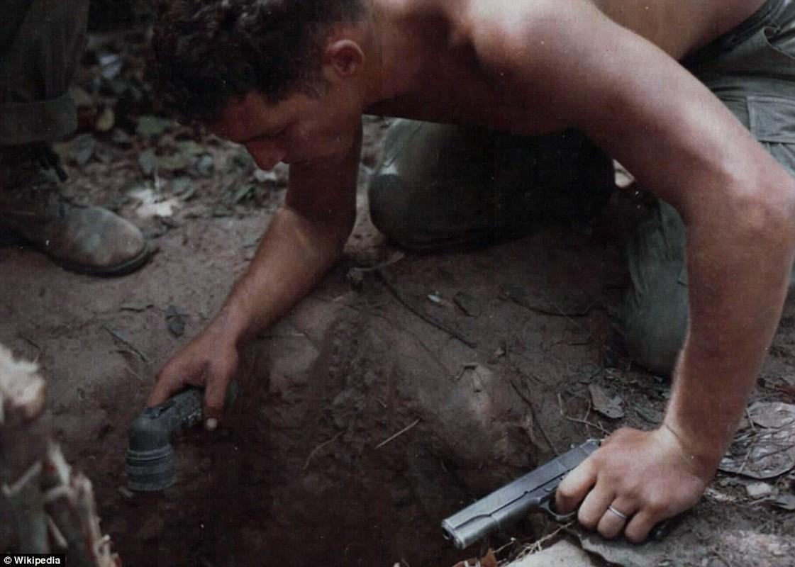 Kinh ngac loat vu khi thoi CTTG 2 My dem sang Viet Nam